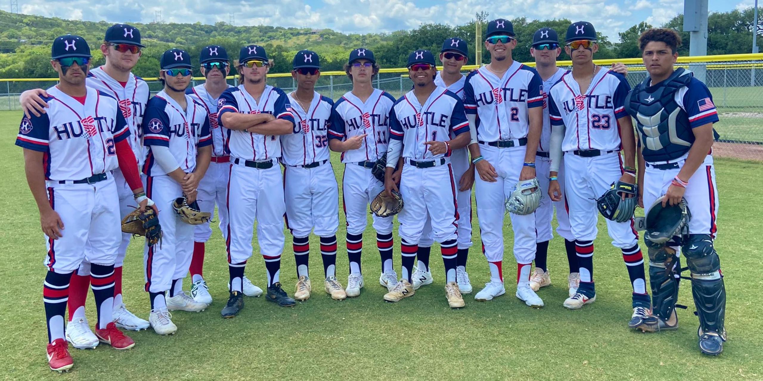 Hustle Baseball Texas