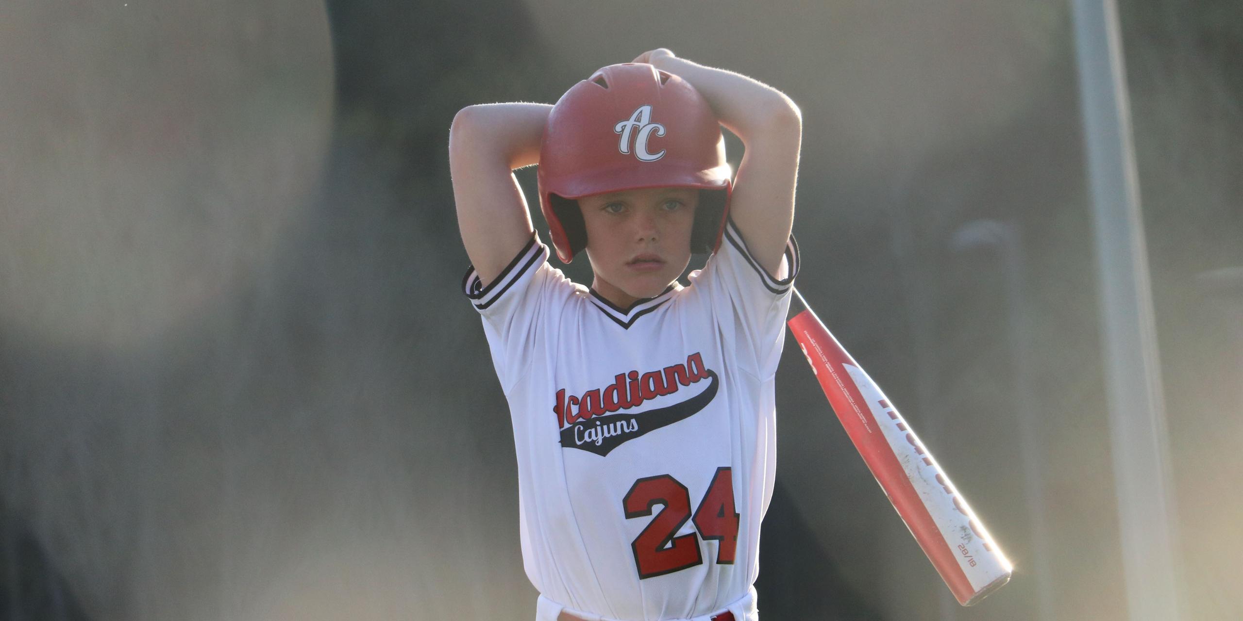 youth travel baseball